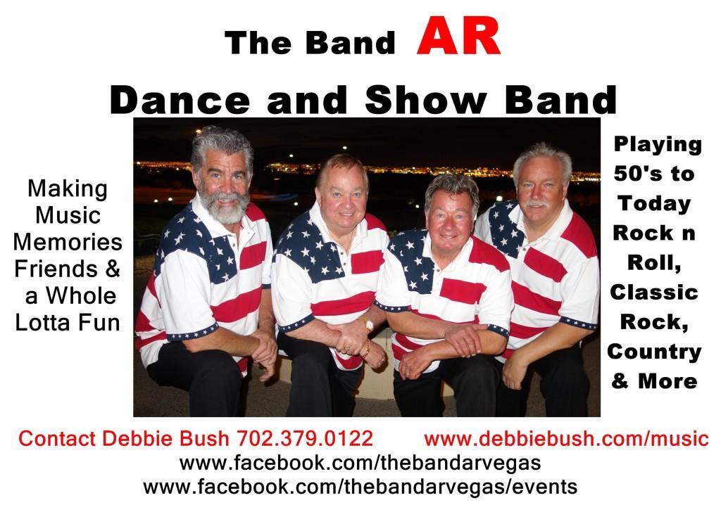 The Band AR Honoring Veterans