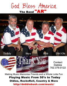 Band Promo God Bless America - Page 022